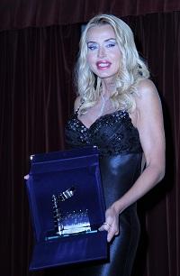 BAFF - Premio Miglior Produzione a Valeria Marini