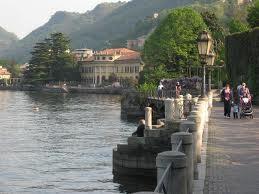 Como - passeggiata Villa Olmo
