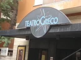 TEATRO GRECO__ROMA