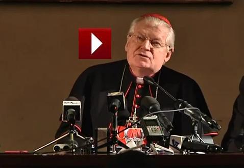 Cardinale Angelo Scola - Arcivescovo di Milano