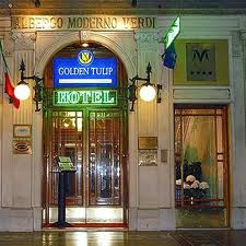 Golden Tulip Hotel Moderno Verdi - Genova