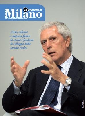 Marco Tronchetti Provera - Milano 24orenews Maggio 2012