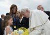 Papa a Milano 3 giugno 2012 - ultimi saluti