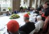 Il Papa a Milano - pranzo con le famiglie del mondo - 3 giugno 2012