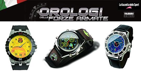 orologi militari - delle Forze Armate