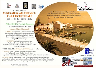 symposium estate Trani