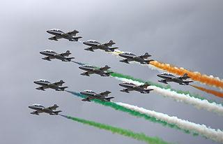 Frecce Tricolori RIAT 2011