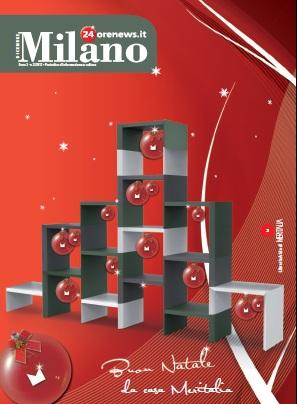 Milano 24orenews dicembre12 - cover