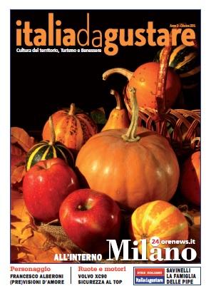 Cover IDG Ottobre 2015