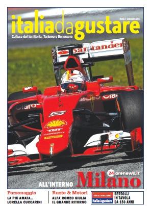 Cover IDG Settembre 2015