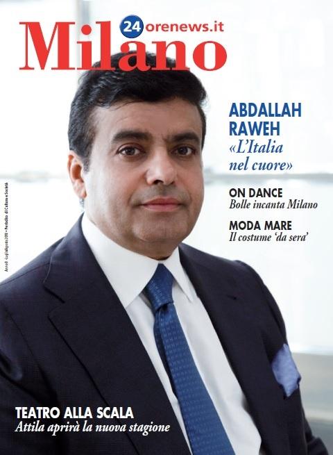 Il Prof. Abdallah Raweh