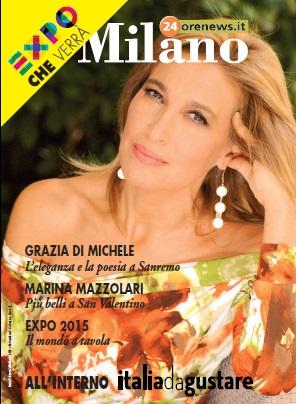 Cover Milano 24orenews febbraio 2015
