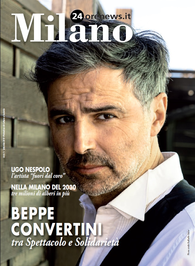 Milano 24orenews Settembre 2019 - Cover