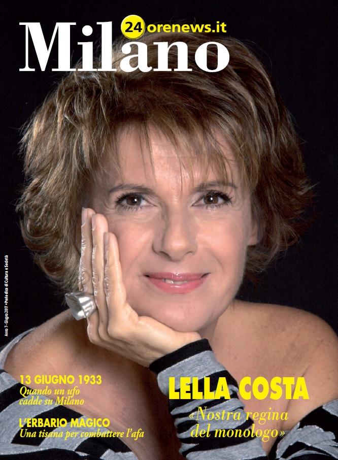 Milano 24orenews giugno 2017 - Cover