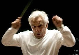 Il maestro Vladimir Ashkenazy