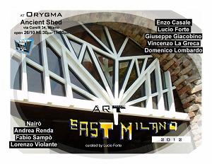 Art East Milano 2012 lucio forte 30