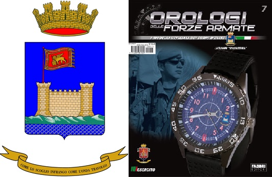 Orologi Forze Armate Reggimento Lagunari Serenissima
