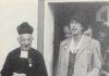 VALPELLINE 9 SETT 1942 Abbe Henry e Principessa di Piemonte in occasione festeggiamenti 50 anni di sacerdozio dellAbbe