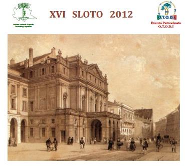 XVI SLOTO 2012
