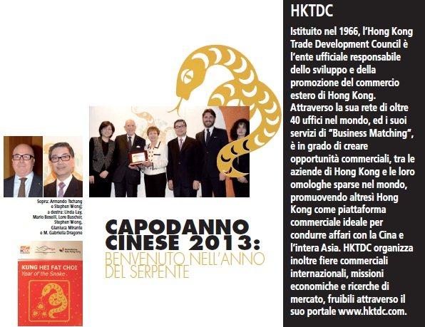 Capodanno Cinese - Evento HKTDC
