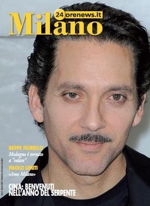 Milano 24orenews febbraio2013 - cover