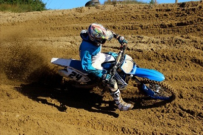 Shaun Simpson TM Ricci Racing 2