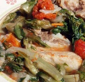 cicoria zuppa
