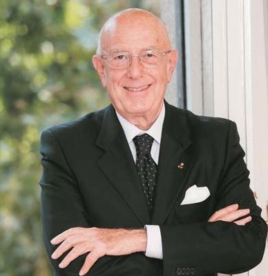Cav. Mario Boselli - Presidente CNMI (Camera Nazionale della Moda Italiana)