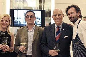 CiùCiù Antonella Mazzarella-Walter Bartolomei-Mario Boselli-Carlo Cracco