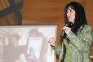 La psicologa e criminologa Susanna Loriga
