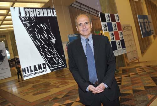 Claudio De Albertis - Presidente dell Triennale di Milano