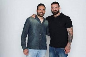 PEKINO-ALESSIO SAKARA (31) E STEFANO VENTURINI (33)