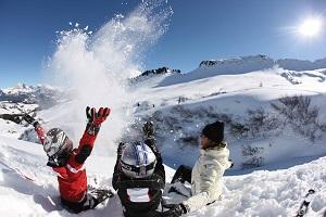 Giochi sulla neve1 - Alessandro Trovati Alto Adige Marketing b