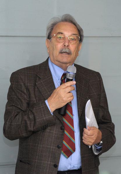 Giovanni Giaretta - enologo del Consorzio Vino Chianti