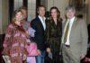 Marina Iremonger,Raffaella Previtera del Consolato Inglese a Milano,Emanuele Filiberto Di Savoia e Vic Annels Console Generale Inglese a Milano