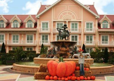 gardaland magic halloween - gardaland hotel