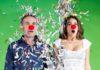 SCQR Comedy Central Giuliani e Martini clown