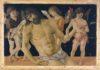 9 Id 16. BELLINI Cristo in pieta sorretto da quattro angeli Rimini Museo Citta