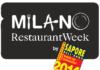 LOGO MILANO RESTAURANT WEEK 2014