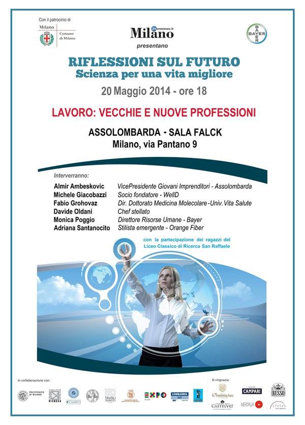 Locandina RF LAVORO - 20 maggio 2014 600x