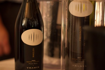 Tramin Weinverkostung Alex Franchi 0081