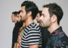 Young The Giant - photo credit lauren dukoff red
