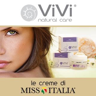 vivi natural care - miss Italia