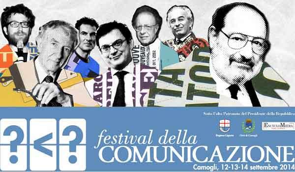 Festival Comunicazione Camogli