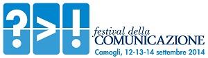LOGO COMPLETO CON DATE Festival della Comunicazione Camogli 100dpi