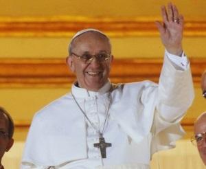 Papa Francesco benedizione