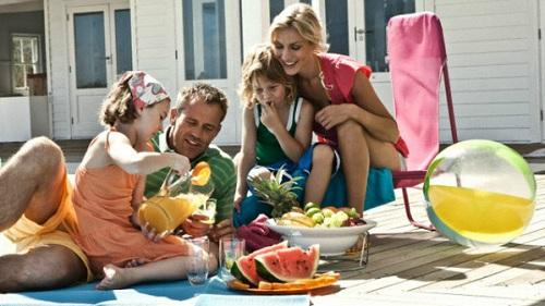 alimentazione estate
