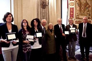 Convegno Alzheimer MI 20.09.14 Premio FOTO NICOLA BERTASI 320x