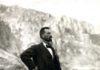 Eugenio Fasana in Grignetta nel 1921. Archivio Fasana