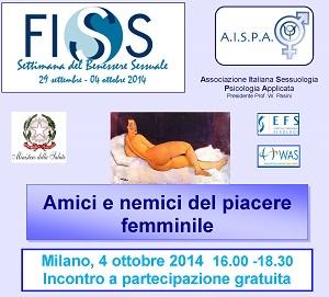 FISS - Federazione Italiana di Sessuologia Scientifica